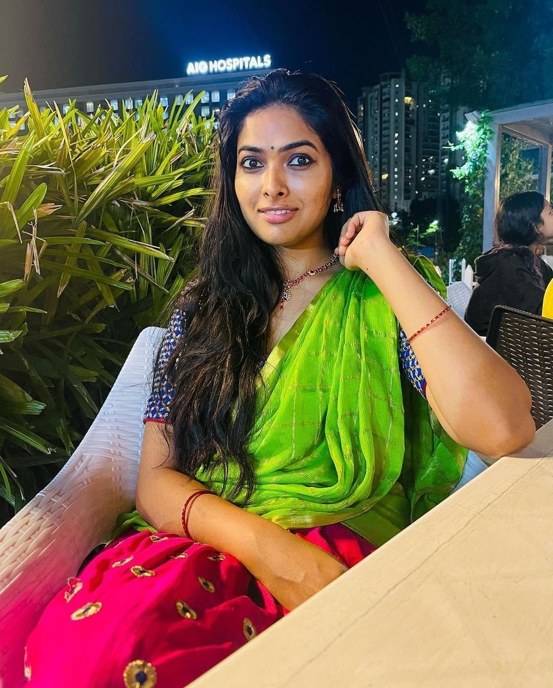 Divi Vadthya New Images In Shoot