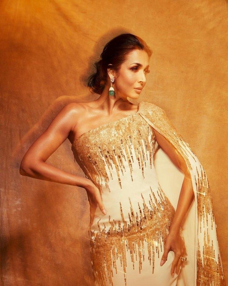 Malaika Arora New Images In Shoot