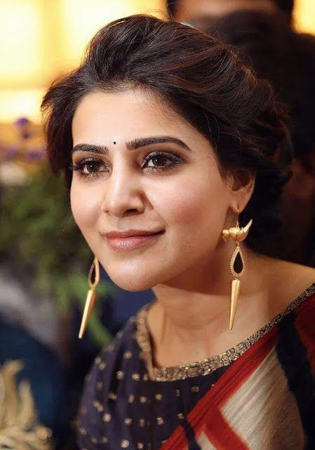 Actress Samantha at Jewel One Launch in Salem Photos