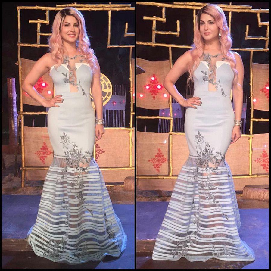 Pictures Of Sunny Leone In Her Marvellous Outfit