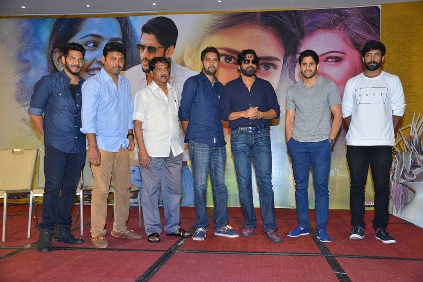 Premam Movie Success Meet Photos