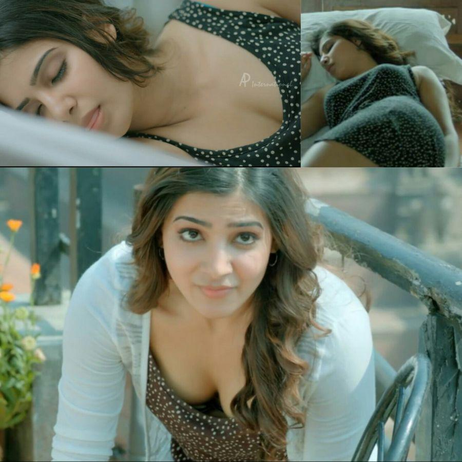 Samantha HOT as HELL in a WhatsApp LEAKED VIDEO