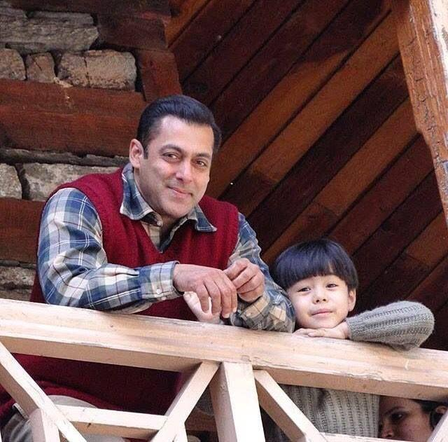 Salman Khan S Tubelight Movie Latest Working Stills