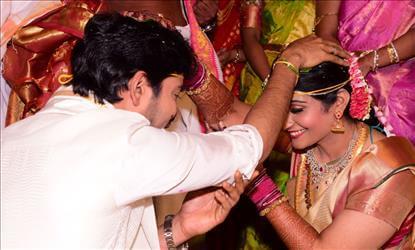 Naresh weds Virupa Marriage Event Photos