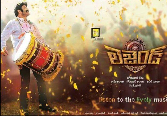 balakrishna legend movie stills