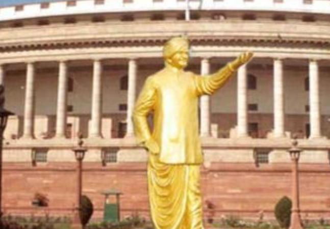 LIVE UPDATES: NTR Statue in parliament