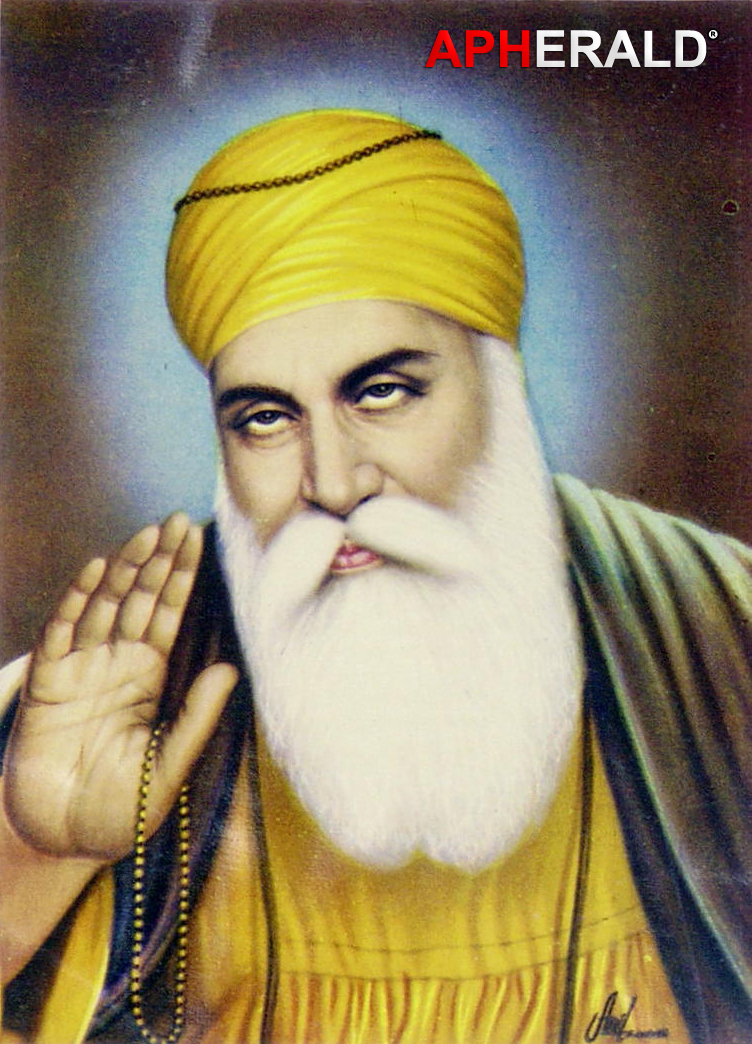 guru nanak Guru nanak, together with mardana and bala, his two friends who always served him, traveled together to the country of kashmir they came to the city of sri nagar.