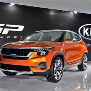 Kia Motors taken wraps off of its Soluto sedan