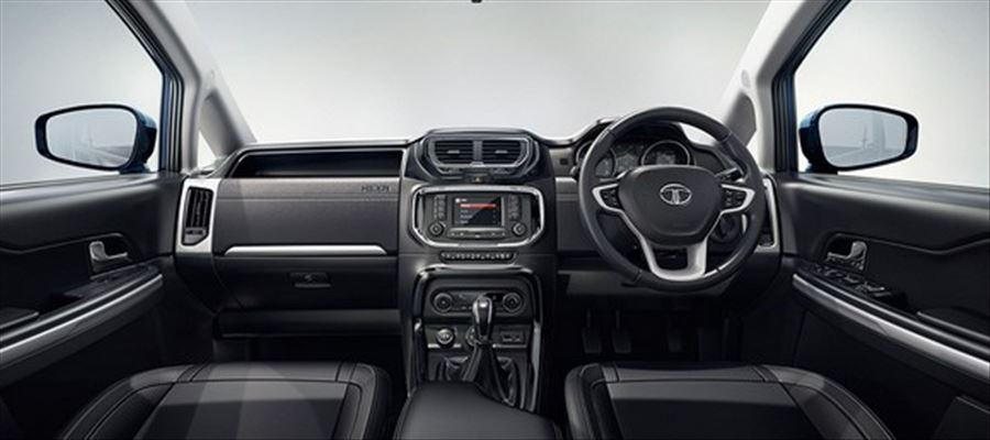 2019 Hexa offered with new color options & 7.0-inch touch screen infotainment