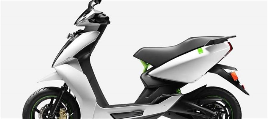 Expected price of Electric Scooters in India