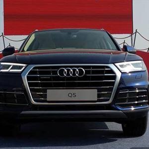 Launch of Audi Q5 Petrol Vehicle by June 28