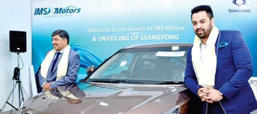 Korean group company Ssangyong too is planning to debut its products in the US
