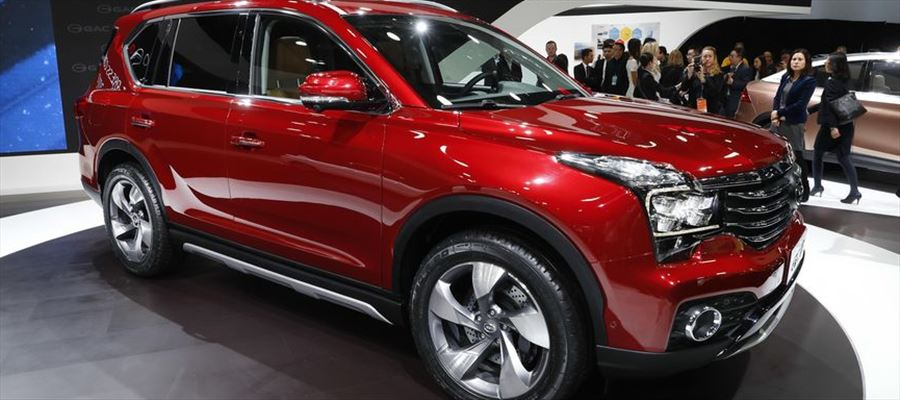 Five seat Mitsubishi SUV is in the pipeline for India by 2020