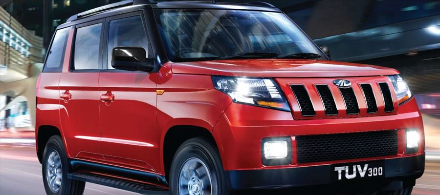 Mahindra has begun dispatching the refreshed TUV300 to its dealerships