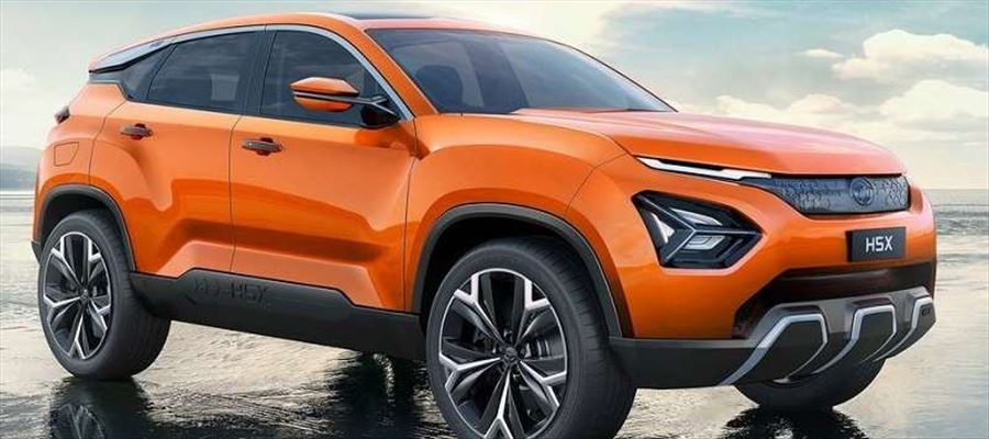Harrier SUV will launch in January next year