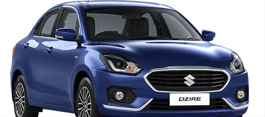 Maruti Suzuki's Dzire is the most wanted car - Sales percentage has increased