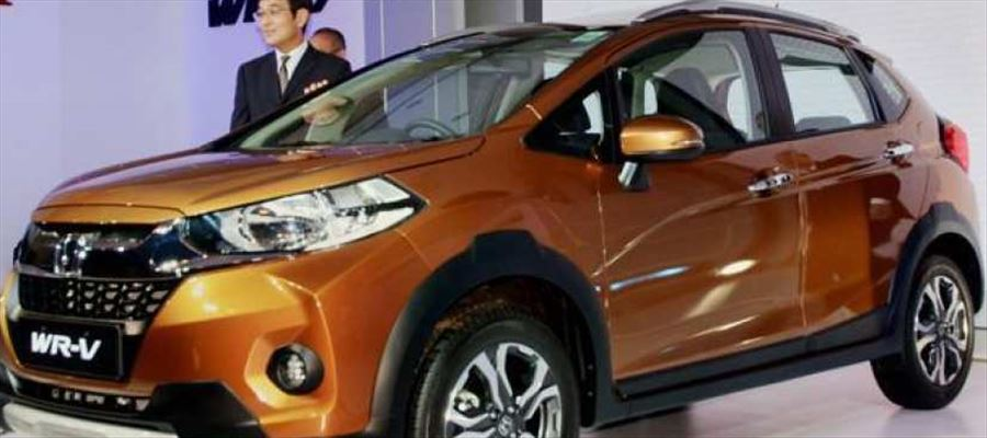 Honda WR-V Alive edition with more comfort & safety