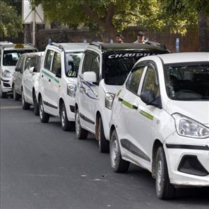 Prospects of ride-sharing & private cars being allowed to operate as taxis in the country