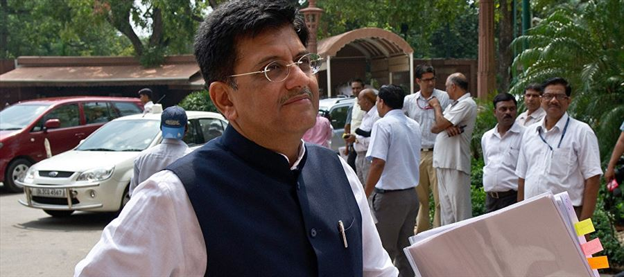 By 2030 Piyush Goyal holding power aims to become 100% e-vehicle nation
