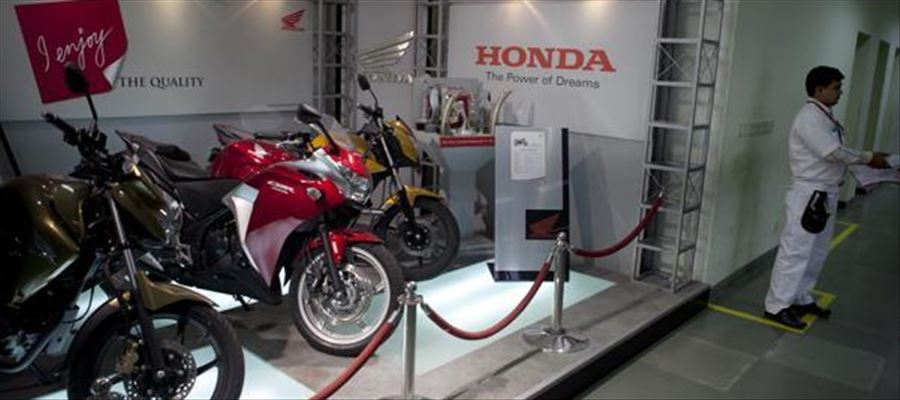 HMSI number 1 in two wheeler makers in 15 states