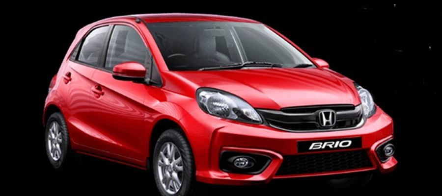Honda ended production of Brio hatchback in India