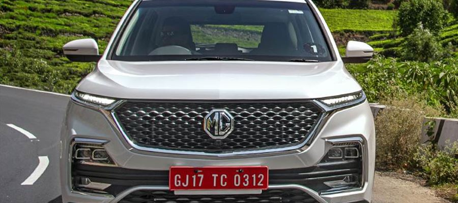 MG Hector gets four variants Style, Super, Smart and Sharp