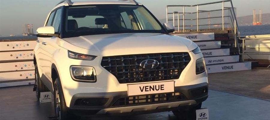 Hyundai Venue launched in India