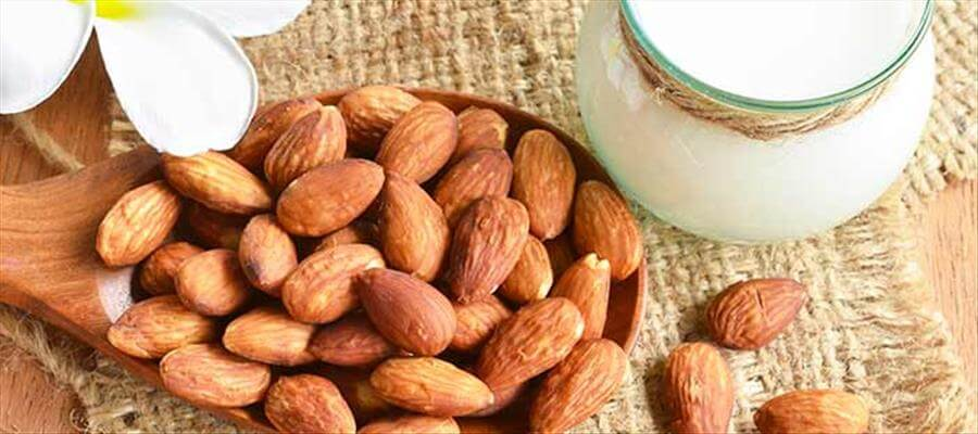 Beauty Recipes For Almond Face Pack