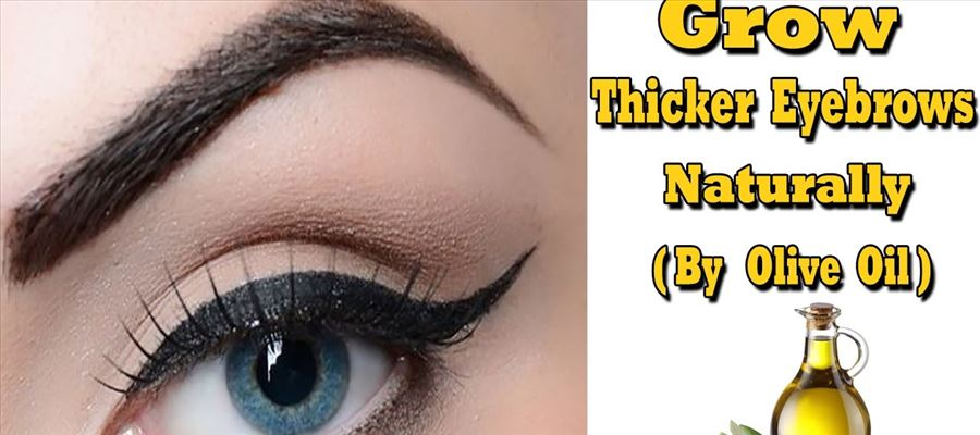 Ways to grow thick eyebrows naturally