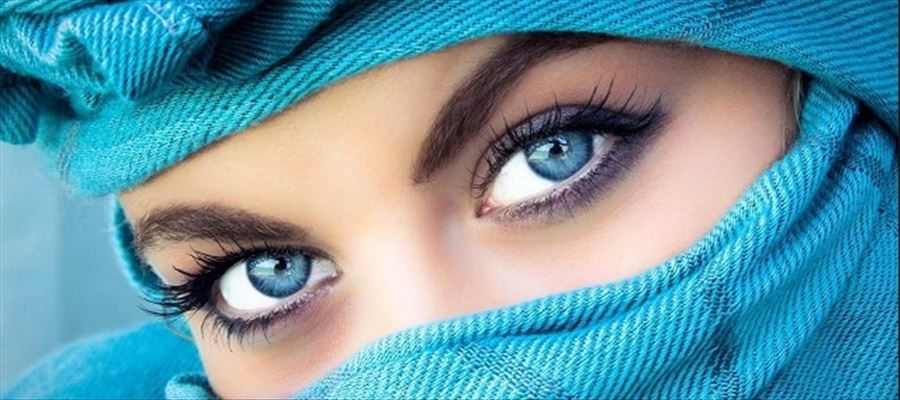 Eyebrows are the attraction for many girls beautiful eyes