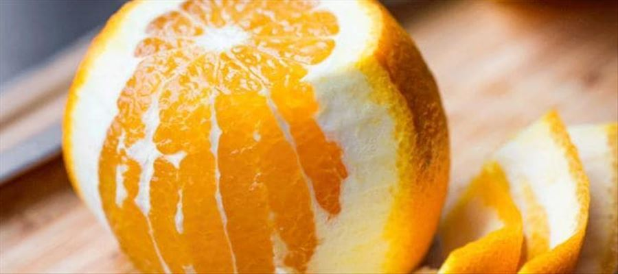 Oranges as an amazing beauty product