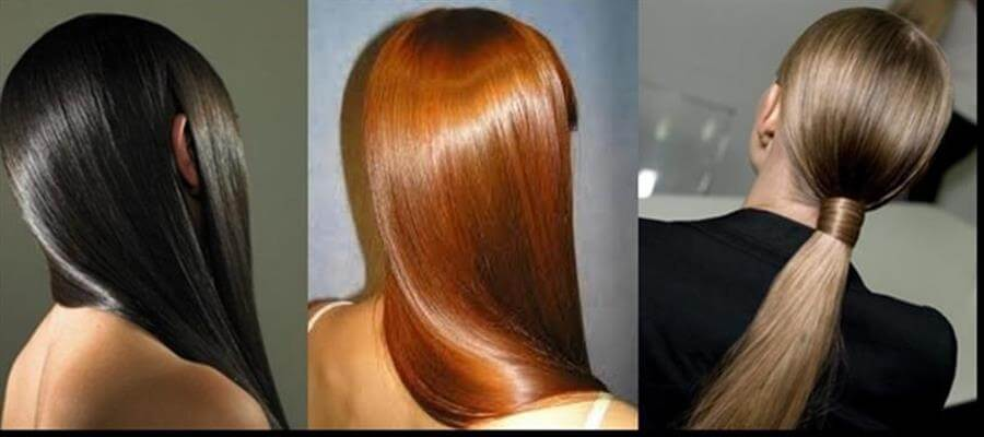 How to make Hair Shiny?