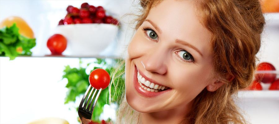 Skin is reflection of your Eating Habits