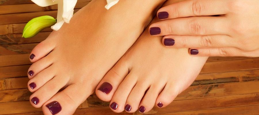 How to take care of your feet by doing pedicure?
