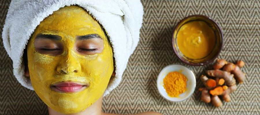 Astounding benefits from Turmeric mask for Skin