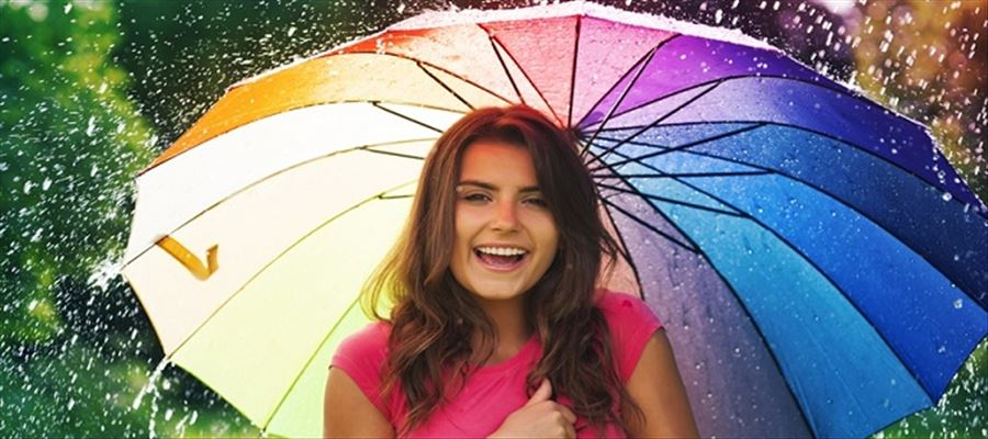 How to take care of skin during Monsoon??
