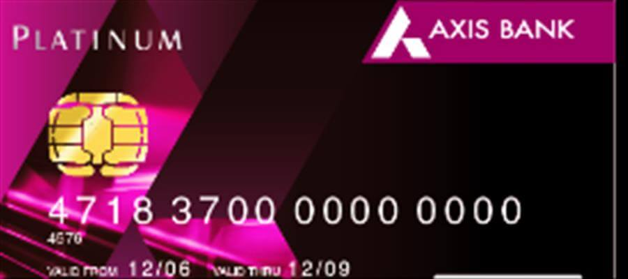 Axis Bank Launches Rupay Platinum Debit Card