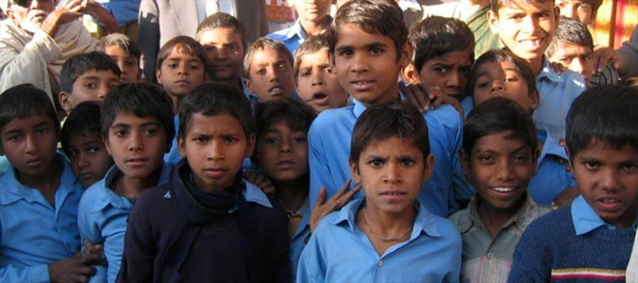 DST Provides Support to School in Hyderabad, India