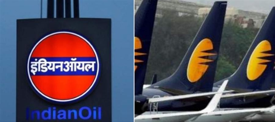 Jet Airways assured Indian Oil Corporation of payment of dues, Indian Oil restored oil supply