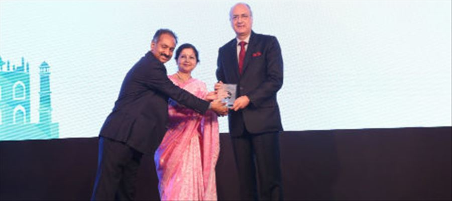 ITC Limited - Hotels Division Conferred the 2017 Greenbuild Leadership Award by the U.S. Green Building Council for its Commitment to the Green Building Movement in India
