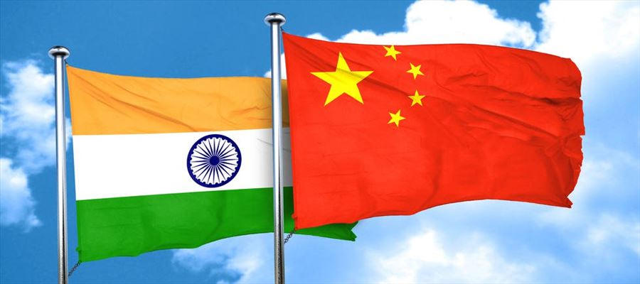Why China and not India?