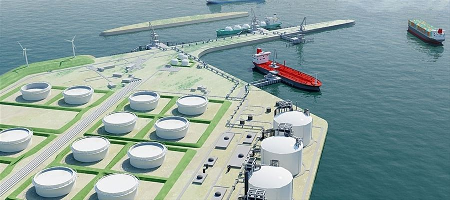 AG&P Signs MoU with Hindustan LNG to Build a New LNG Import Terminal in Andhra Pradesh
