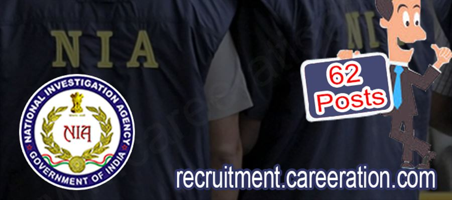 Apply for Inspectors & Sub Inspectors Post in NIA