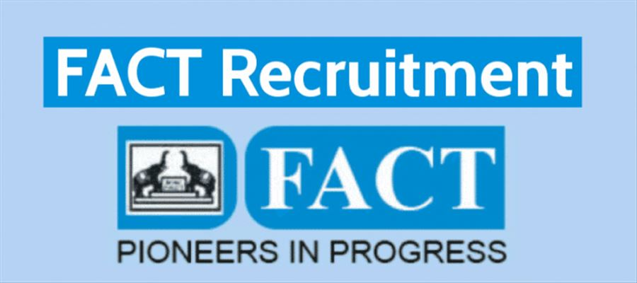 Walk in selection for FACT recruitment