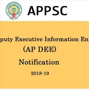 Apply for Deputy Executive Information Engineers in APPSC