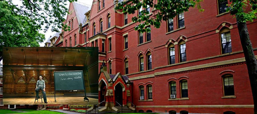 Did you know that at Harvard, one of the most prestigious universities in the world