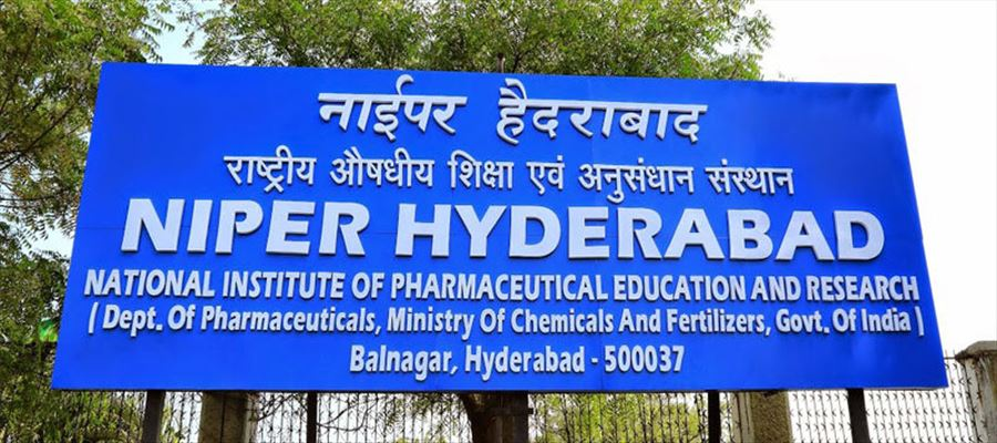 Apply for post in NIPER (National Institute of Pharmaceutical Education and Research) - Salary details inside