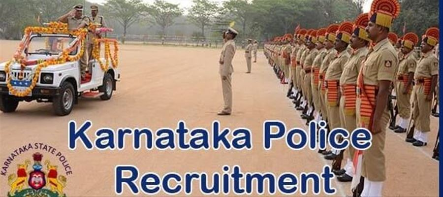 Apply for various posts in Karnataka State Police