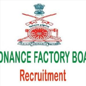 Apprentices Post vacant in Ordnance Factory Board