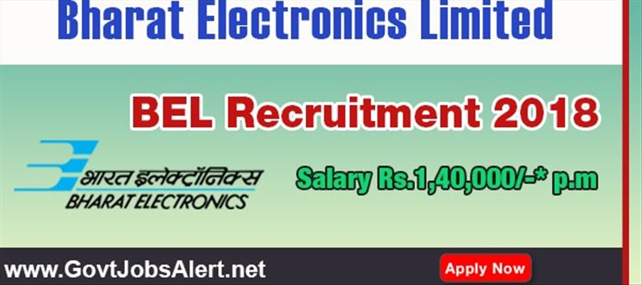 Apply for Deputy Engineers in BEL